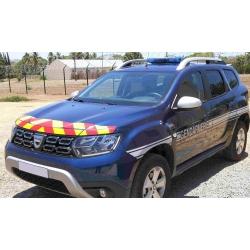 NOREV 509016 Dacia Duster 2019 - Gendarmerie Outremer