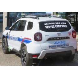 NOREV 509045 Dacia Duster 2020 - Police Municipale