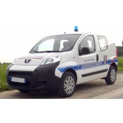 NOREV 479869 Peugeot Bipper 2009 - Police Municipale