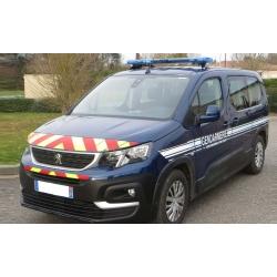 NOREV 479063 Peugeot Rifter 2019 - Gendarmerie