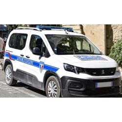 NOREV 479066 Peugeot Rifter 2019 - Police Municipale