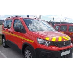 NOREV 479069 Peugeot Rifter 2019 - Pompiers