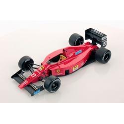 LOOKSMART LSF1H10 Ferrari F1 640 Mansell Winner Hungaroring 1989