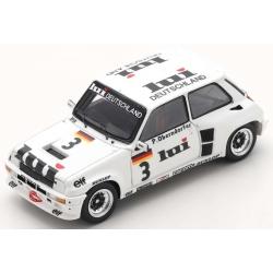 SPARK S6021 Renault 5 Turbo n°3 Oberndorfer Renault 5 Turbo Eurocup 1981