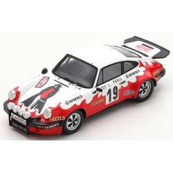 SPARK S6614 Porsche 911 Carrera n°19 Béguin Monte Carlo 1977