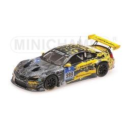 MINICHAMPS BMW M6 GT3 n°999 24H Nurburgring 2016