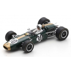 SPARK S7092 Brabham BT22 n°30 Bonnier Reims 1966