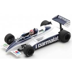 SPARK S7116 Brabham BT50 n°1 Piquet Vainqueur Montreal 1982