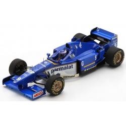 SPARK S7413 Ligier JS43 n°9 Panis Vainqueur Monaco 1996
