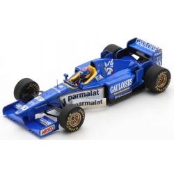 SPARK S7414 Ligier JS43 n°10 Diniz Barcelona 1996