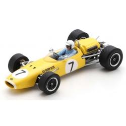 SPARK S7433 Brabham BT11A n°2 Gardner Tasman Series Levin GP 1965