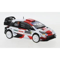 IXO RAM782 Toyota Yaris WRC n°33 Evans Monte Carlo 2021