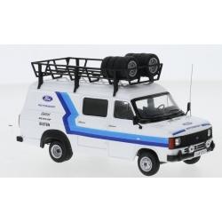IXO RAC328X Ford Transit MK II Team Ford Assistance 1979