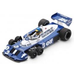 SPARK 18S573 Tyrrell P34 n°3 Peterson Monza 1977