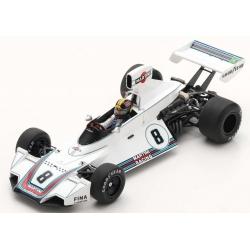 SPARK 18S540 Brabham BT44B n°8 Pace Vainqueur Interlagos 1975