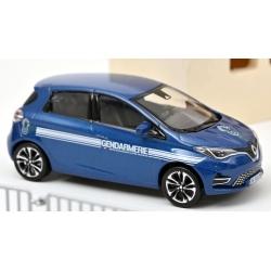 NOREV 517565 Renault Zoé 2021 - Gendarmerie