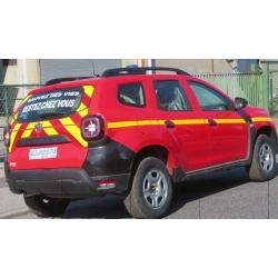 NOREV 509047 Dacia Duster 2020 - Pompiers