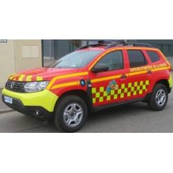 NOREV 509049 Dacia Duster 2020 - Pompiers