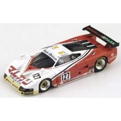 SPARK S3586 Spice SE86C n°127 Le Mans 1988