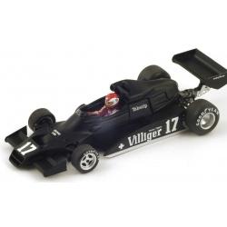 SPARK S3833 Shadow DN9 n°17 Regazzoni Silverstone 1978