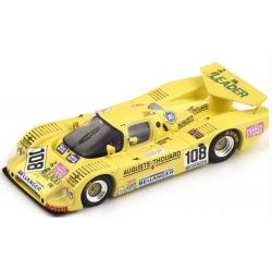 SPARK S4082 Sauber C6 n°108 24H Le Mans 1987