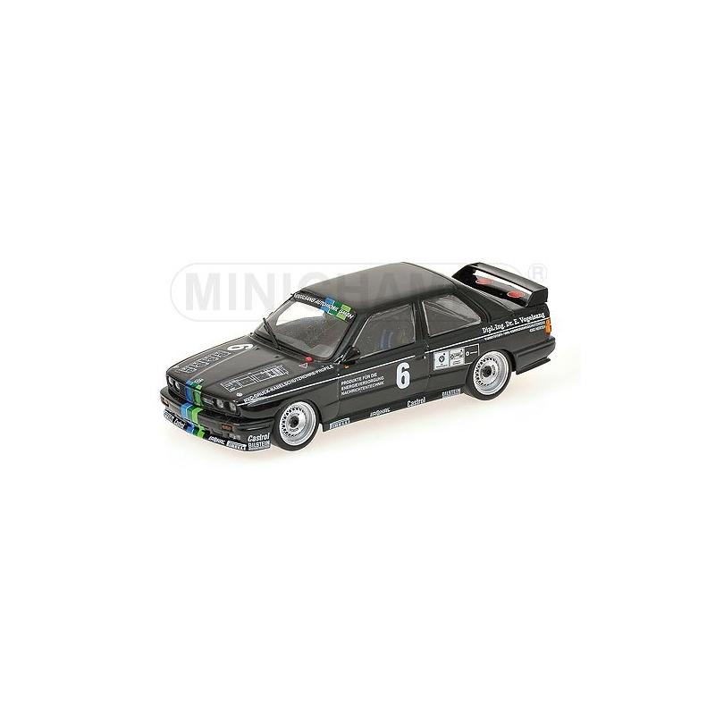 MINICHAMPS BMW M3 Grohs DTM 1987