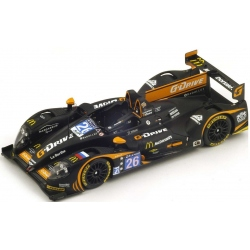 SPARK S4211 Morgan - Nissan n°26 Le Mans 2014