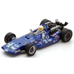 SPARK S4263 Eagle MK7 n°42 Hulme Indy 500 1969