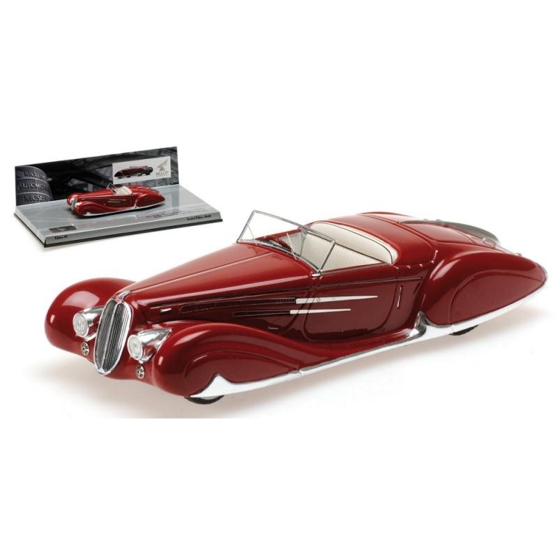 MINICHAMPS Delahaye Type 165 Cabriolet 1939