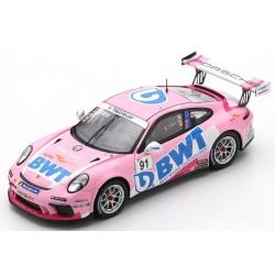 SPARK SF249 Porsche 911 GT3 Cup n°91 Evans Porsche Carrera Cup France Champion 2020