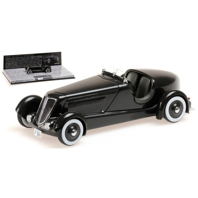 MINICHAMPS Edsel Model 40 Special Speedster 1934