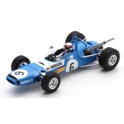 SPARK SF105 Matra MS7 n°6 Stewart Winner GP de Reims F2 1968