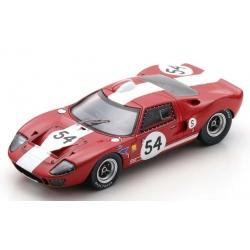 SPARK UK008 Ford GT40 n°54 BOAC 6H 1967