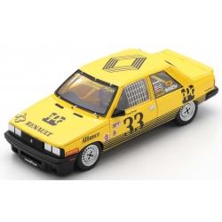 SPARK US062 Renault Alliance n°33 Archer Laguna Seca 1984