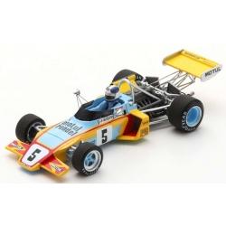 SPARK SF242 Brabham BT38 n°5 Beltoise GP Rouen F2 1972