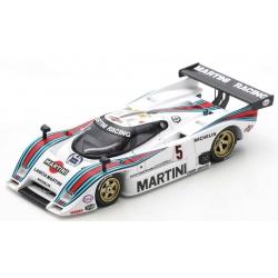 SPARK SB231 Lancia LC2 n°5 Winner 1000 km SPA 1985