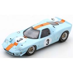 SPARK SF248 Mirage M1 n°3 Winner 1000 km de Paris 1967