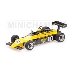 MINICHAMPS 547824311 Van Diemen RF82 Senna FF2000 1982