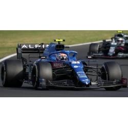 SPARK 18S600 Alpine A521 n°14 Ocon Vainqueur Hungaroring 2021
