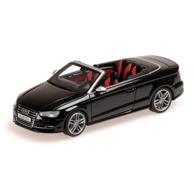 MINICHAMPS Audi S3 Cabriolet 2013
