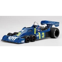 TRUESCALE TSM120006 Tyrrell P34 n°3 Scheckter Winner Anderstorp 1976