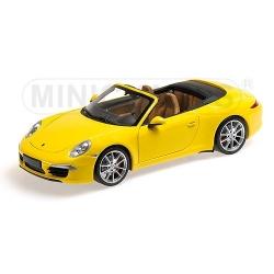 MINICHAMPS 100061031 Porsche 911 Carrera S Cabrio (991) 2012