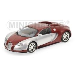 MINICHAMPS 100110851 Bugatti Veyron Edition Centenaire 2009