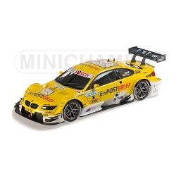 MINICHAMPS 100122208 BMW M3 WERNER DTM 2012