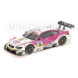 MINICHAMPS 100122215 BMW M3 Priaulx DTM 2012