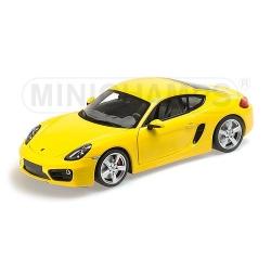 MINICHAMPS 110062220 Porsche Cayman 2012