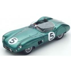 SPARK 43LM59 Aston Martin DBR 1 n°5 Vainqueur 24H Le Mans 1959