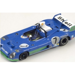 SPARK 43LM74 Matra Simca MS 670 B n°7 Vainqueur 24H Le Mans 1974