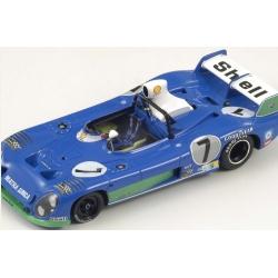 SPARK 43LM74 Matra Simca MS 670 B n°7 Winner 24H Le Mans 1974