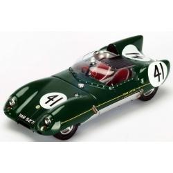 SPARK S4401 Lotus XI n°41 Le Mans 1957